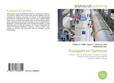 Portada del libro de Transport en Commun