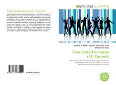 Обложка Case Closed Volumes (61–Current)