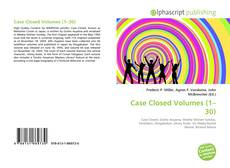 Bookcover of Case Closed Volumes (1–30)