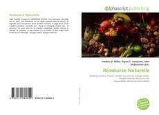 Couverture de Ressource Naturelle