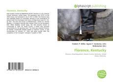 Florence, Kentucky的封面