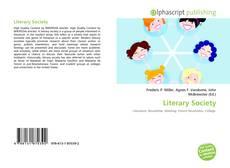 Borítókép a  Literary Society - hoz