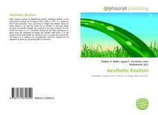Bookcover of Aesthetic Realism