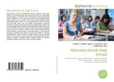 Mountain Brook High School kitap kapağı