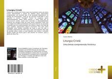 Capa do livro de Liturgia Cristã
