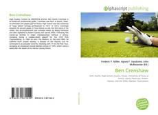 Bookcover of Ben Crenshaw