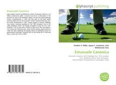Emanuele Canonica的封面