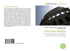 Buchcover von Gaius Julius Agrippa