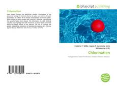 Bookcover of Chlorination