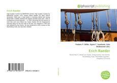 Buchcover von Erich Raeder