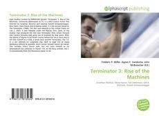 Buchcover von Terminator 3: Rise of the Machines