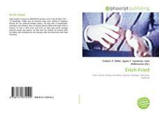 Buchcover von Erich Fried