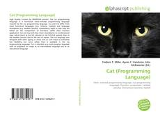 Bookcover of Cat (Programming Language)