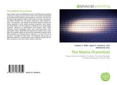The Matrix (franchise) kitap kapağı