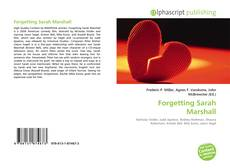 Forgetting Sarah Marshall kitap kapağı