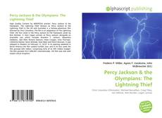 Bookcover of Percy Jackson