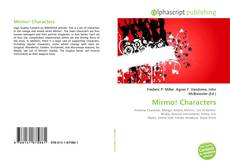 Buchcover von Mirmo! Characters