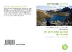 Bookcover of Ha Chhu (also spelled Haa Chhu)