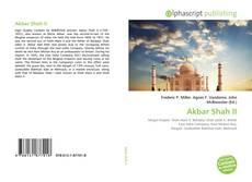 Copertina di Akbar Shah II