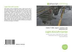 Buchcover von Light Aircraft Carrier