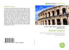 Couverture de Bruttia Crispina