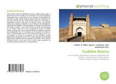 Borítókép a  Eudokia Baïana - hoz