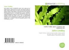 Couverture de John Lindley