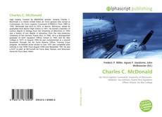 Обложка Charles C. McDonald