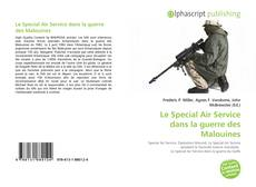 Le Special Air Service dans la guerre des Malouines kitap kapağı