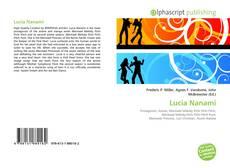Portada del libro de Lucia Nanami