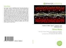 Bookcover of Nino Rota