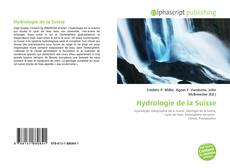 Обложка Hydrologie de la Suisse