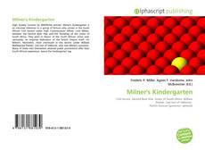 Обложка Milner's Kindergarten