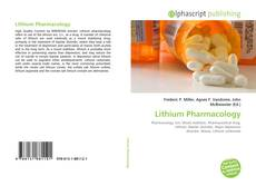 Capa do livro de Lithium Pharmacology