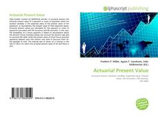 Bookcover of Actuarial Present Value