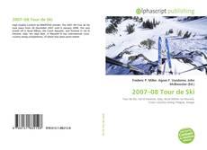 Buchcover von 2007–08 Tour de Ski