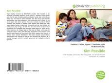 Capa do livro de Kim Possible