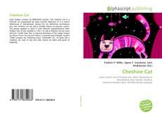 Обложка Cheshire Cat