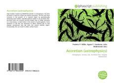 Accretion (astrophysics)的封面