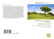 Capa do livro de Lighthouse Park