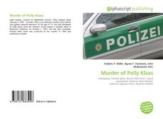 Murder of Polly Klaas的封面