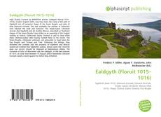 Bookcover of Ealdgyth (Floruit 1015–1016)