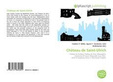 Buchcover von Château de Saint-Ulrich