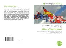 Buchcover von Allies of World War I
