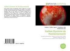 Bookcover of Galileo (Système de Positionnement)
