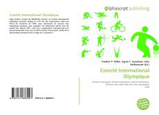 Bookcover of Comité International Olympique