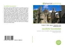 Bookcover of Jacobite Succession