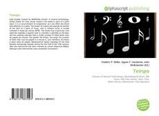 Bookcover of Tempo