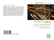 Buchcover von Serveur Informatique