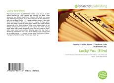 Buchcover von Lucky You (Film)